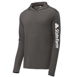 Performance Hooded Pullover T-Shirt Thumbnail