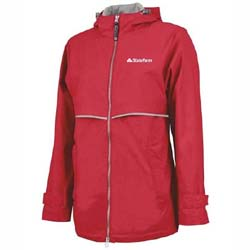 Women's New Englander® Rain Jacket Thumbnail